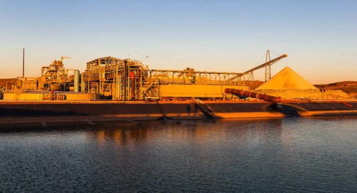 Pilbara Mineral's Pilgangoora lithium mine