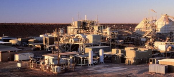 Newmont Mining's Tanami Gas Pipeline